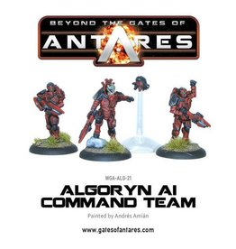 Warlord Games Command Team