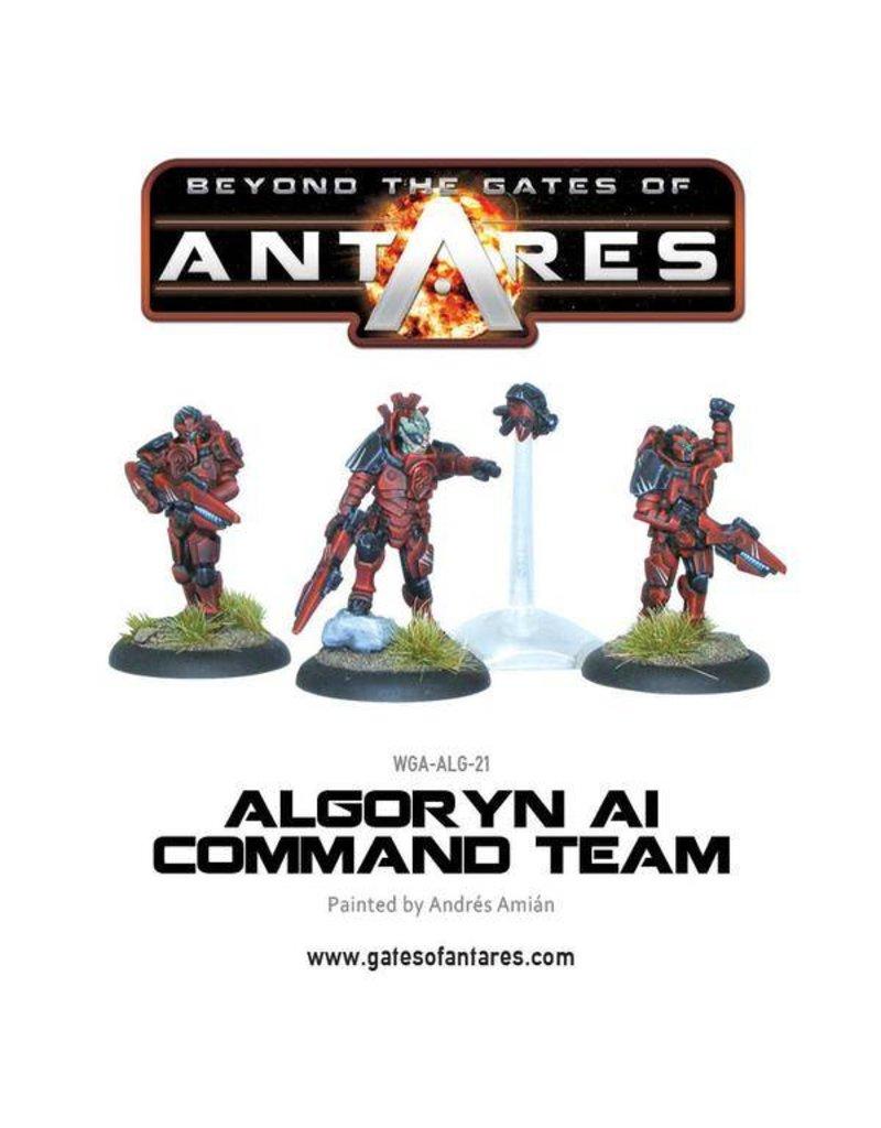 Warlord Games Algoryn Command Team