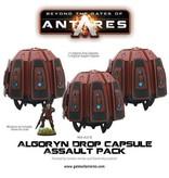 Warlord Games Algoryn Drop Capsule Assault Pack (3 Drop Capsules)