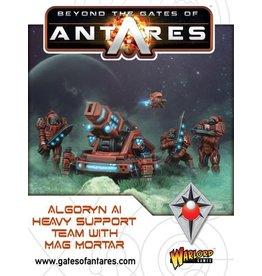 Warlord Games Mag Mortar