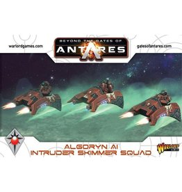 Warlord Games AI Intruder scout skimmer squad