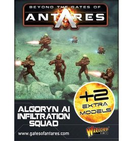Warlord Games AI Infiltration Team