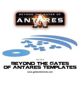 Warlord Games Gates of Antares Templates