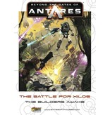 Warlord Games The Battle for Xilos - Antares Supplement