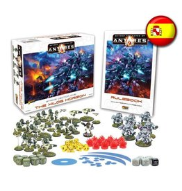 Warlord Games Beyond the Gates of Antares Starter Set -  Launch Edition Spanish