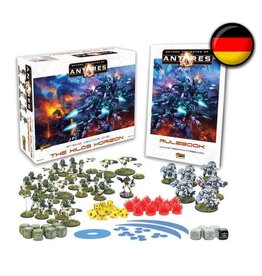 Warlord Games Beyond the Gates of Antares Starter Set - Launch Edition German