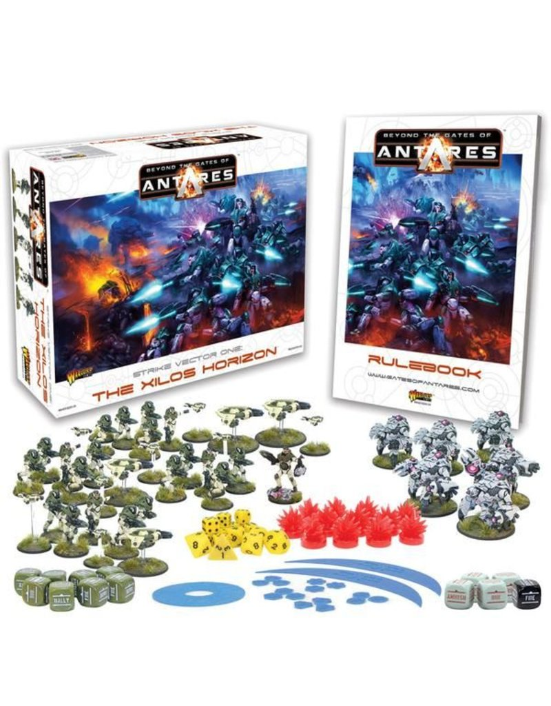 Warlord Games Beyond the Gates of Antares Starter Set (Launch Edition)