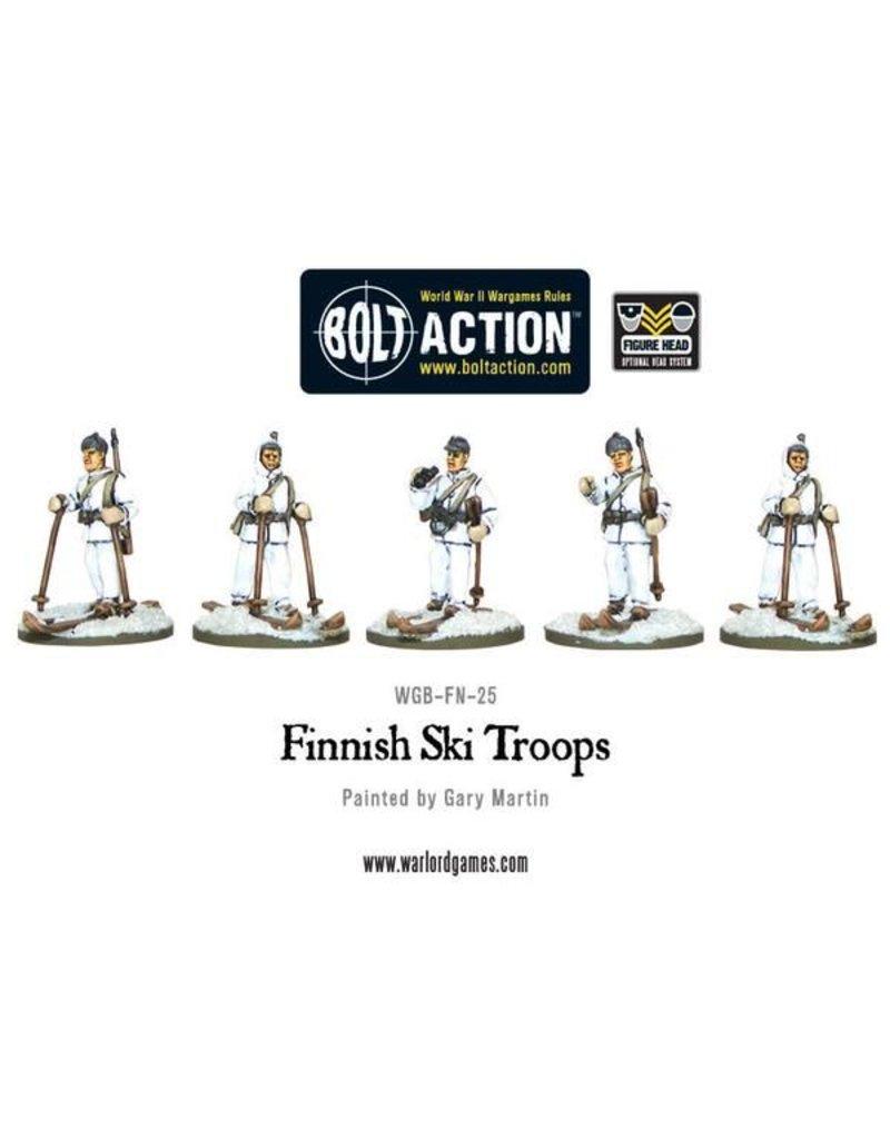 Warlord Games Finnish Army Ski Troops