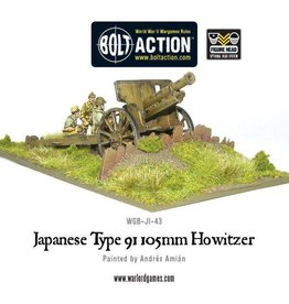 Warlord Games Japanese Type 91 105mm Howitzer