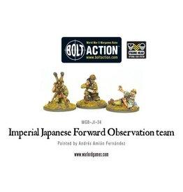 Warlord Games Japanese FOO team