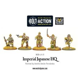 Warlord Games Japanese Command