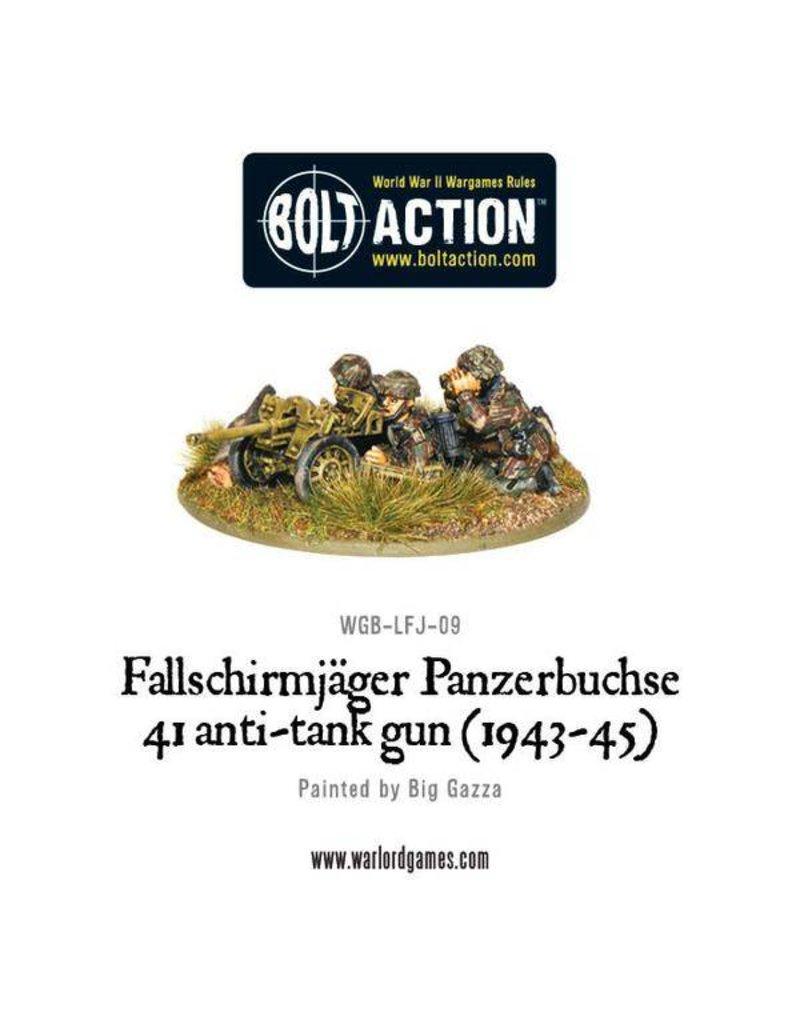 Warlord Games German Fallschirmjager Panzerbuchse 41 Anti-tank Gun