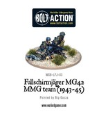 Warlord Games Fallschirmjager MG42 MMG team