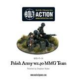 Warlord Games Polish Army wz.30 MMG team