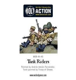 Warlord Games Tank Riders