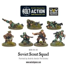 Warlord Games Army Scouts