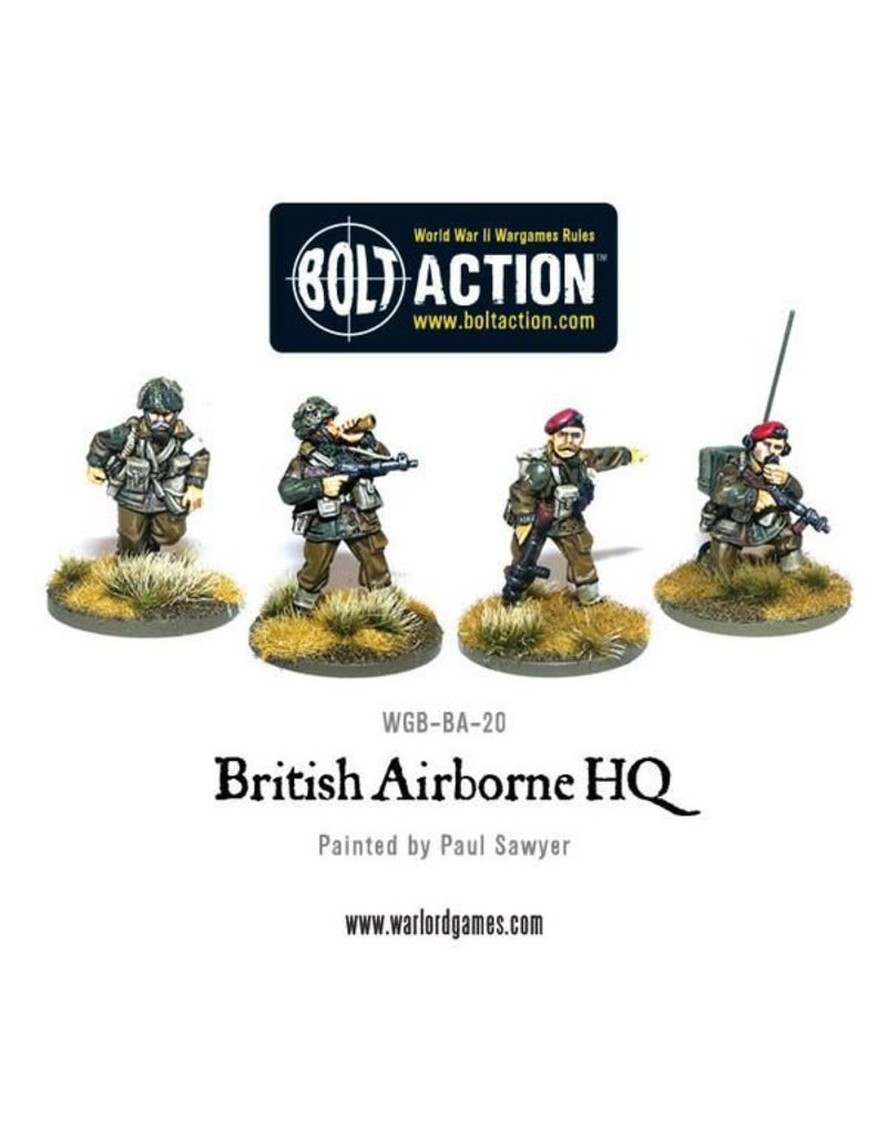 Warlord Games British Airborne Command