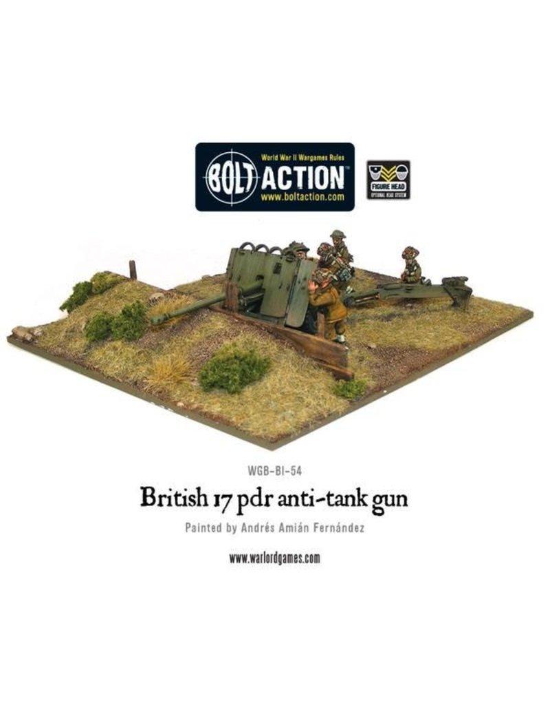Warlord Games British Army 17 pdr Anti-tank Gun