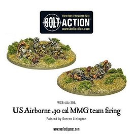 Warlord Games US Airborne 30cal team