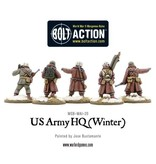 Warlord Games US Army Command (Winter)