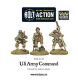 Warlord Games US Army Command