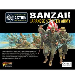 Warlord Games Japanese Starter Army