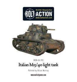 Warlord Games M13/40 Tank