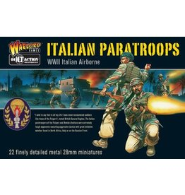 Warlord Games Italian Paratroopers