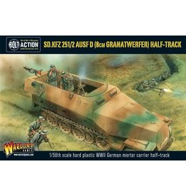 Warlord Games Sd.Kfz 251/2 Ausf D Half Track