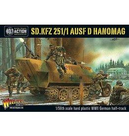Warlord Games Sd.Kfz 251/1 Ausf D Hanomag