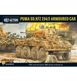 Warlord Games German Puma Sd.Kfz 234/2 Armoured Car
