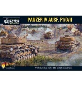 Warlord Games Panzer IV Ausf. F1/G/H Medium Tank