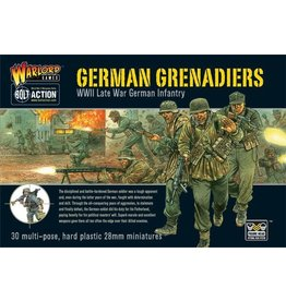 Warlord Games German Grenadiers
