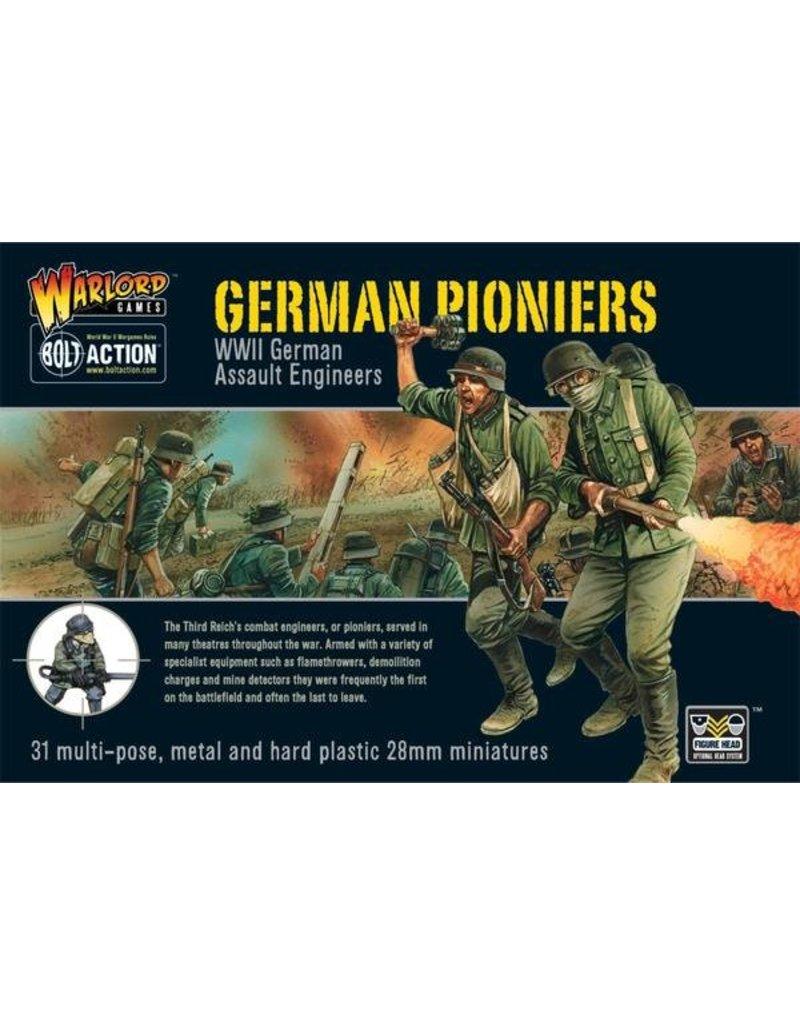 Warlord Games German Pioneers