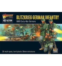 Warlord Games German Infantry
