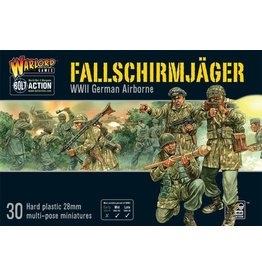 Warlord Games Fallschirmjager ( Paratroopers)