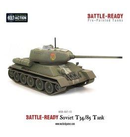 Warlord Games T34/85 Battle Ready Tank