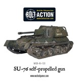 Warlord Games Soviet SU-76 Self Propelled Gun