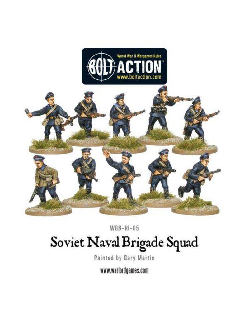 Warlord Games Soviet Naval Brigade