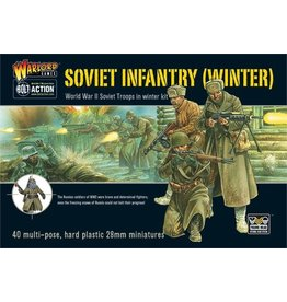 Warlord Games Winter Infantry