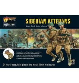 Warlord Games Siberian Veterans