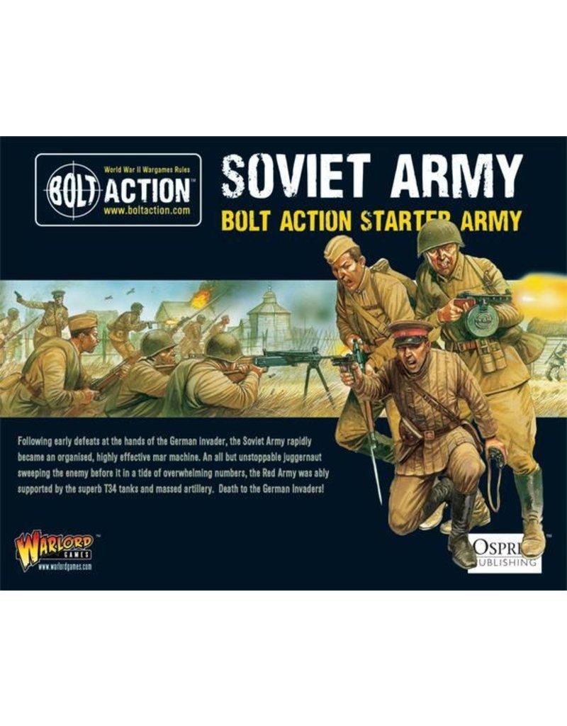 Warlord Games Soviet Starter Army Box Set