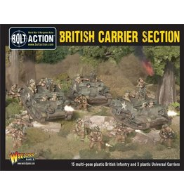 Warlord Games British Carrier Section