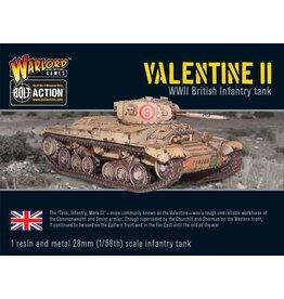 Warlord Games Valentine II Cruiser Tank