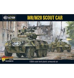 Warlord Games M8/M20 Greyhound Scout Car