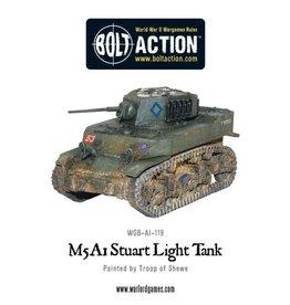 Warlord Games M5 A1 Stuart Light Tank