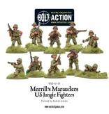 Warlord Games US Army Merrill's Marauders Squad