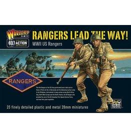 Warlord Games US Rangers