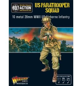 Warlord Games US Paratrooper Squad