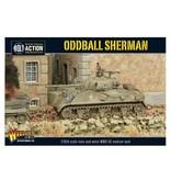 Warlord Games Allied Oddball Sherman